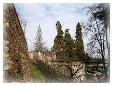 Mura Castello e Ponte