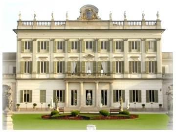Facciata Villa Borromeo